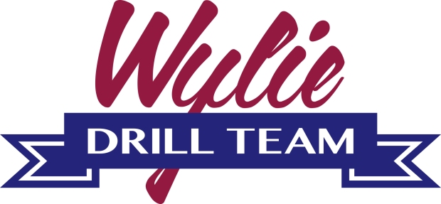Wylie Drill Team (logo design)